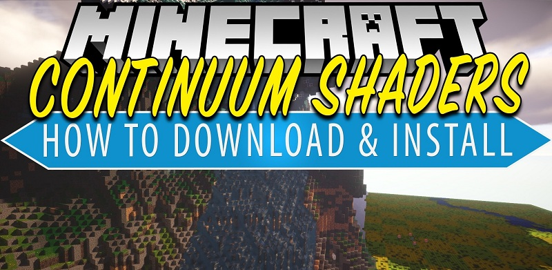 How To Install Continuum Shaders